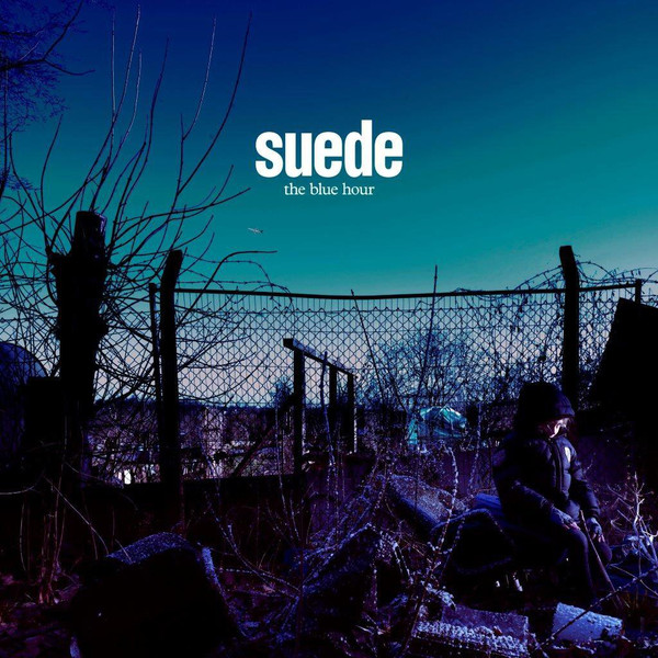 Suede - The Blue Hour - vinyl record