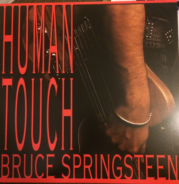 Bruce Springsteen - Human Touch - vinyl record