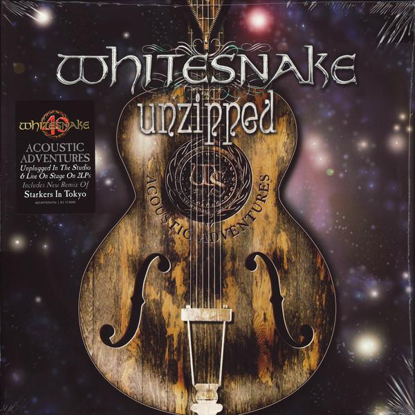 Whitesnake - Unzipped - vinyl record