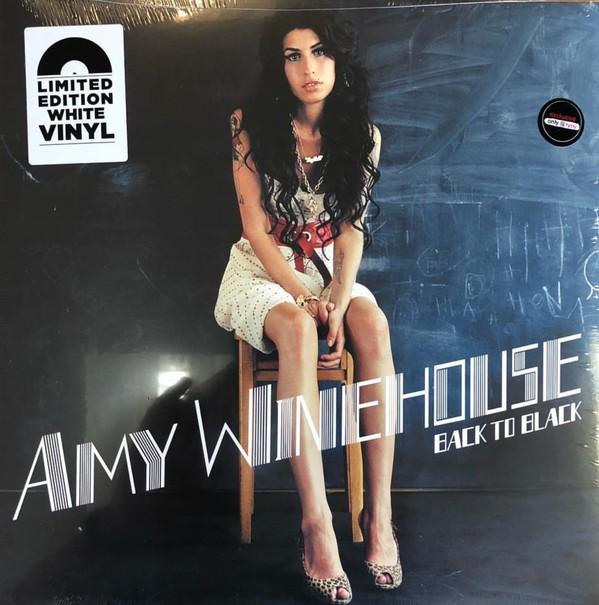 Amy Winehouse - Back To Black - vinyl record