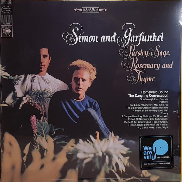 Simon & Garfunkel - Parsley, Sage, Rosemary And Thyme - vinyl record
