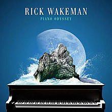 Rick Wakeman - Piano Odyssey - vinyl record