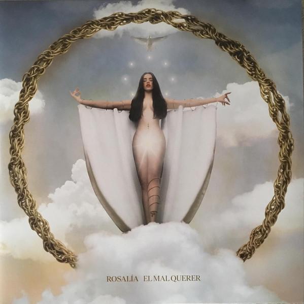 Rosalía (3) - El Mal Querer - vinyl record