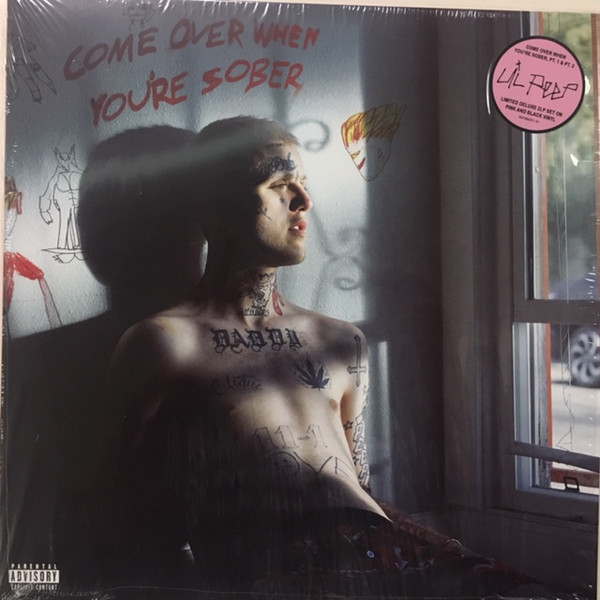 Lil Peep - Come Over When You're Sober, Pt. 2 - vinyl record