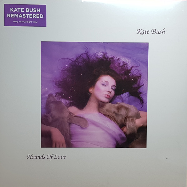 Kate Bush - Hounds Of Love - vinyl record