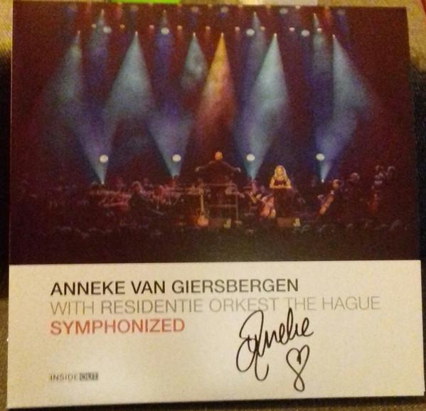 Anneke van Giersbergen - Symphonized - vinyl record