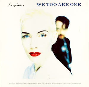 Eurythmics - We Too Are One - vinyl record
