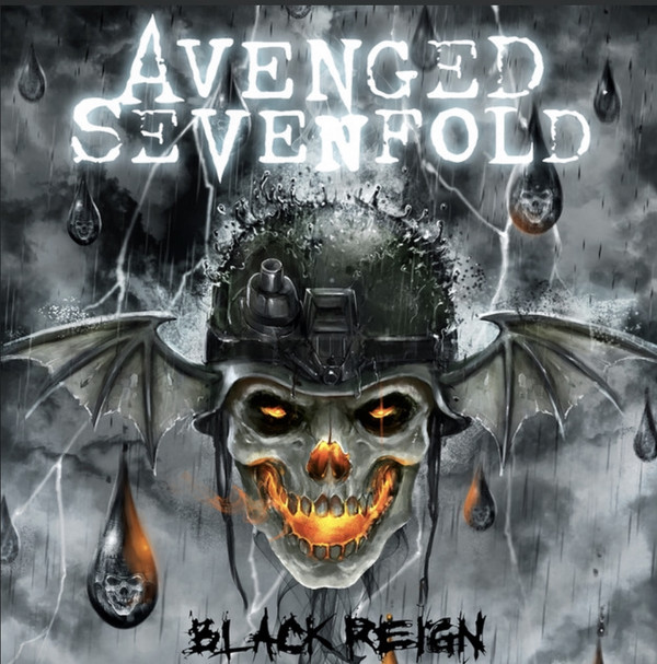 Avenged Sevenfold - Black Reign - vinyl record