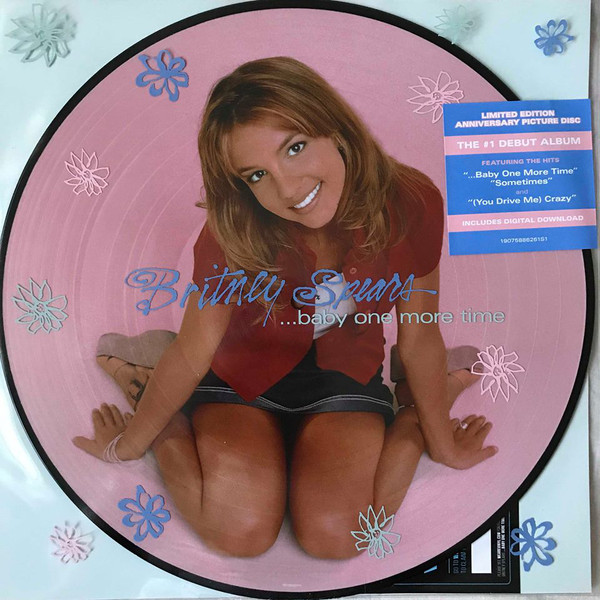 Britney Spears - ...Baby One More Time - vinyl record