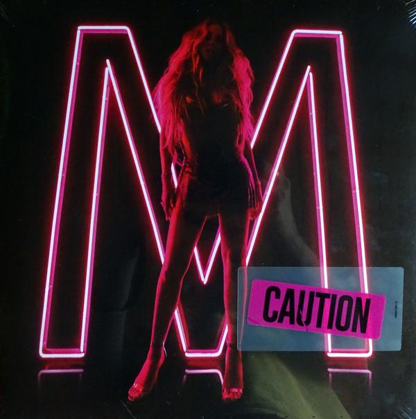 Mariah Carey - Caution - vinyl record