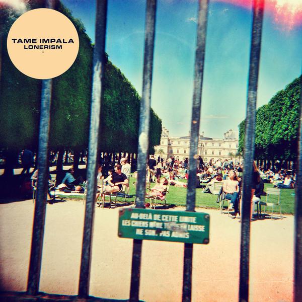 Tame Impala - Lonerism - vinyl record
