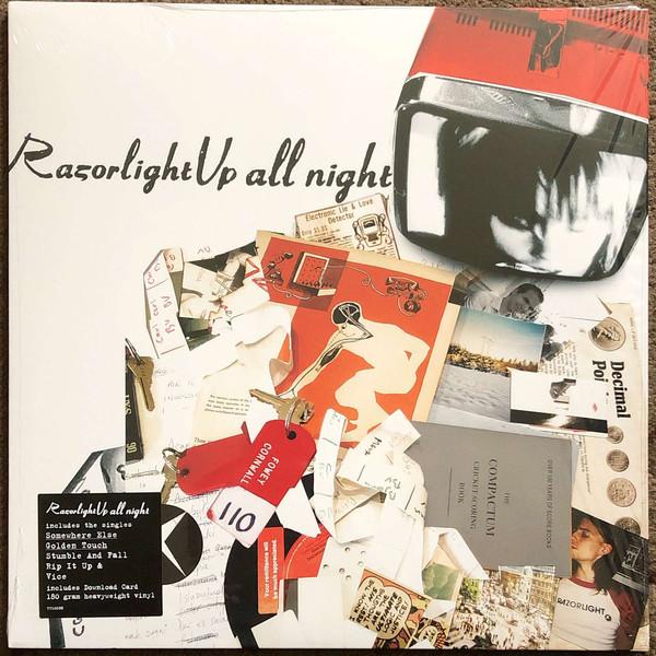 Razorlight - Up All Night - vinyl record
