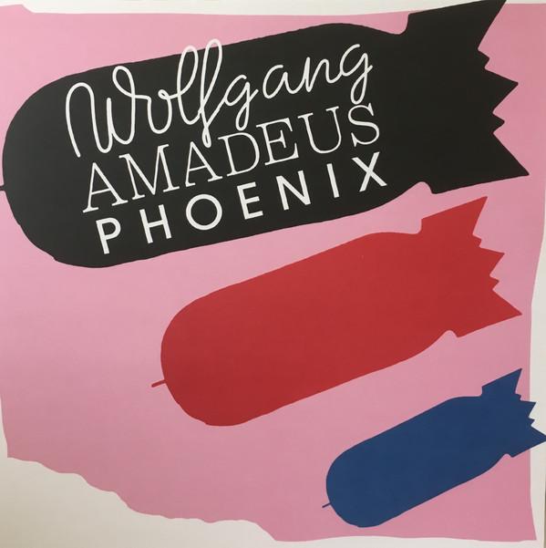 Phoenix - Wolfgang Amadeus Phoenix - vinyl record