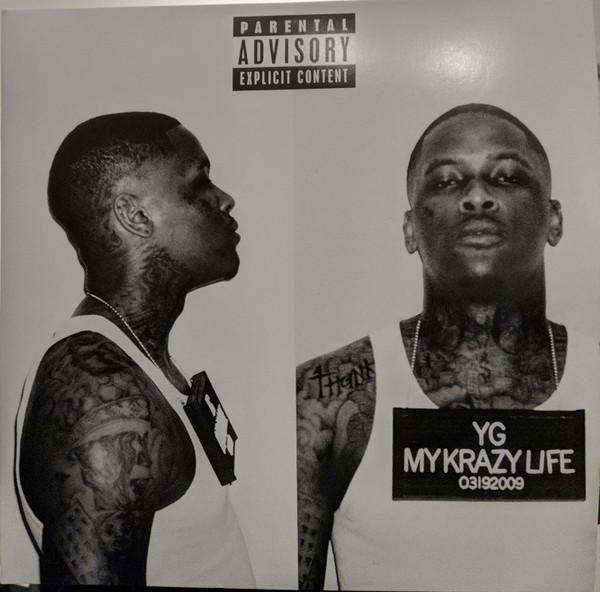 YG (2) - My Krazy Life - vinyl record