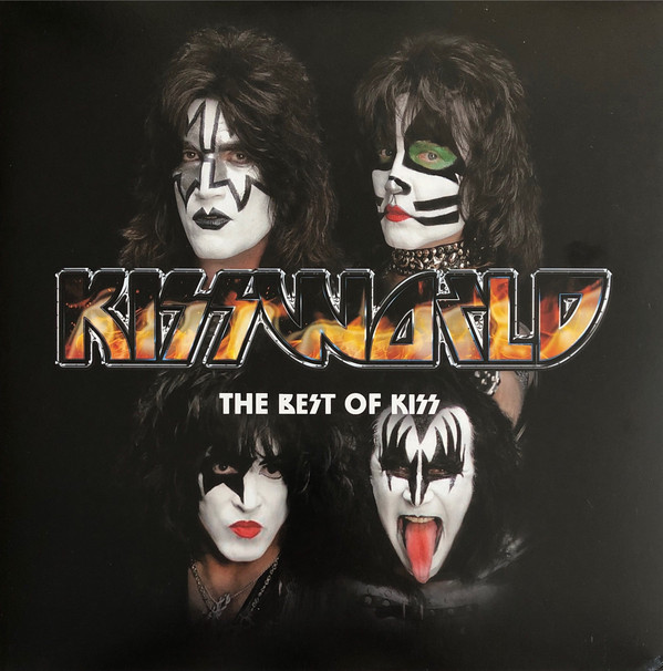 Kiss - Kissworld (The Best Of KISS) - vinyl record