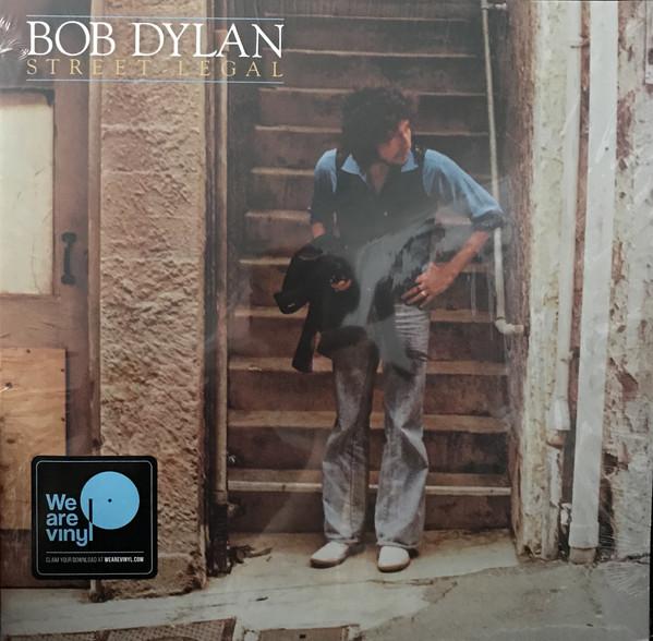 Bob Dylan - Street-Legal - vinyl record