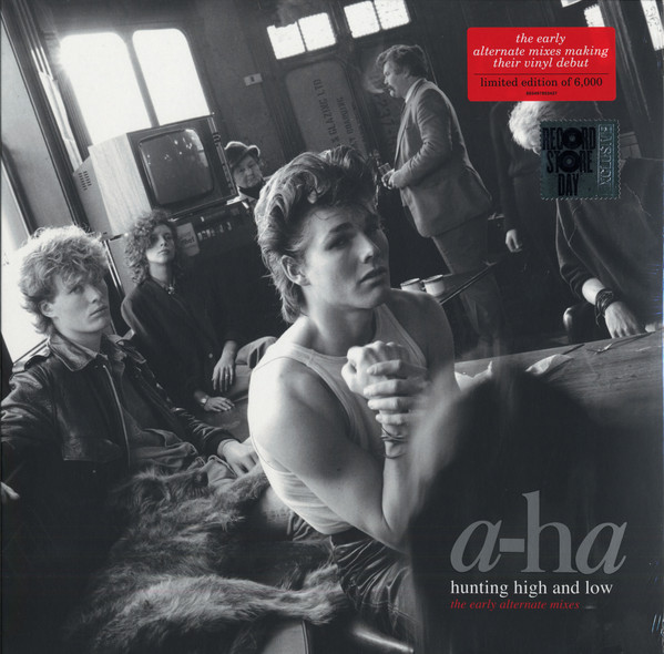 a-ha - Hunting High And Low - vinyl record