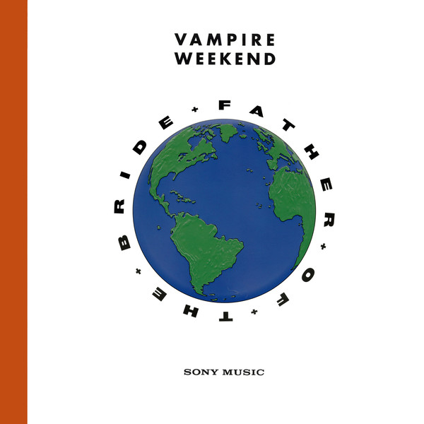 Vampire Weekend - Father Of The Bride - vinyl record