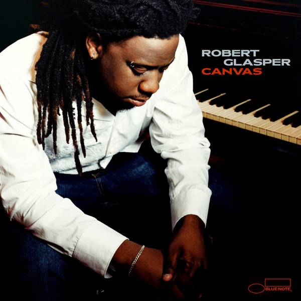 Robert Glasper - Canvas - vinyl record