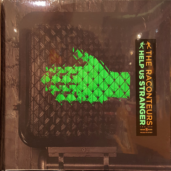 The Raconteurs - Help Us Stranger - vinyl record
