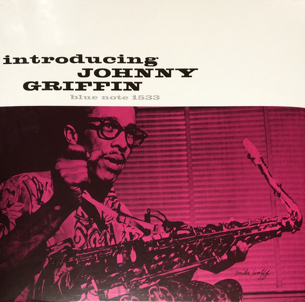 Johnny Griffin - Introducing Johnny Griffin - vinyl record