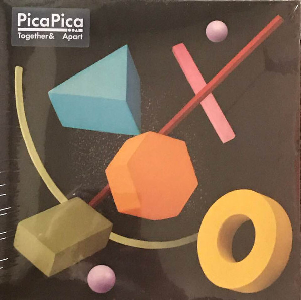 PicaPica - Together And Apart - vinyl record