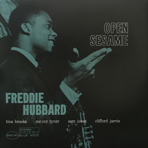 Freddie Hubbard - Open Sesame - vinyl record