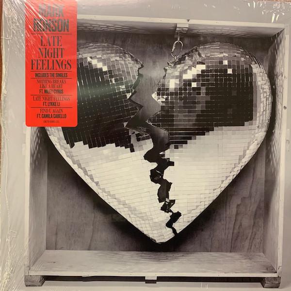 Mark Ronson - Late Night Feelings - vinyl record