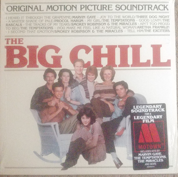 Various - The Big Chill (Original Motion Picture Soundtrack) - vinyl record