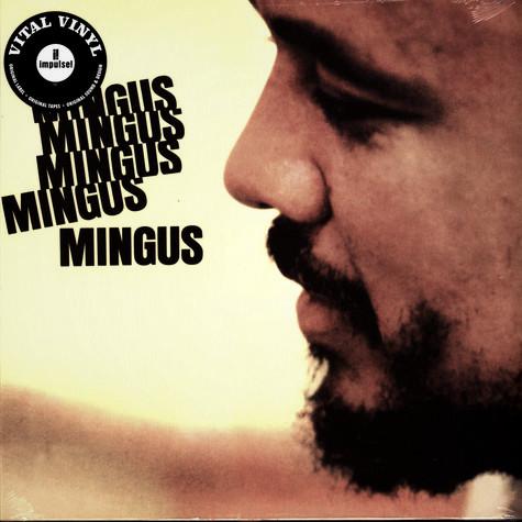 Charles Mingus - Mingus Mingus Mingus Mingus Mingus - vinyl record