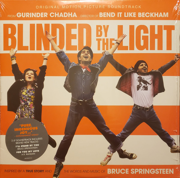 Various - Blinded By The Light: Original Motion Picture Soundtrack - vinyl record