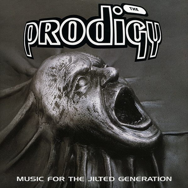 The Prodigy - Music For The Jilted Generation - vinyl record
