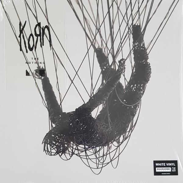 Korn - The Nothing - vinyl record