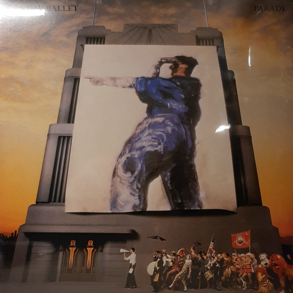 Spandau Ballet - Parade - vinyl record