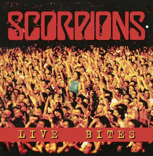 Scorpions - Live Bites - vinyl record