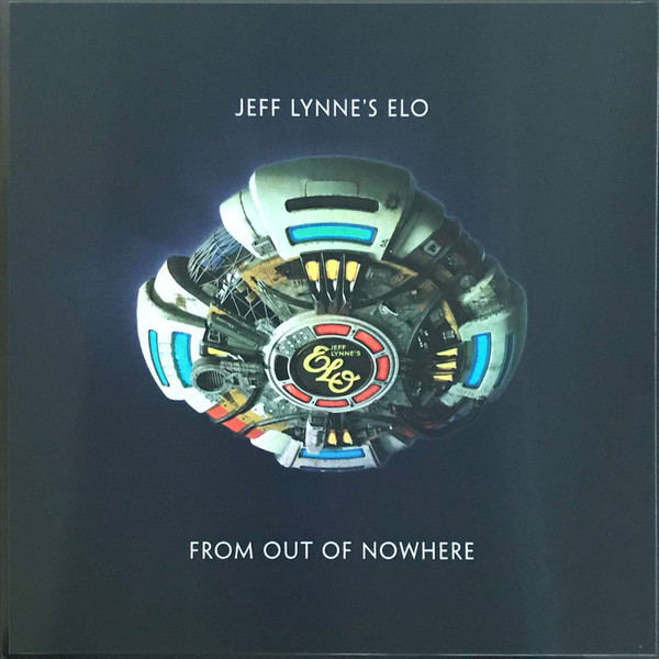 Electric Light Orchestra - From Out Of Nowhere - vinyl record