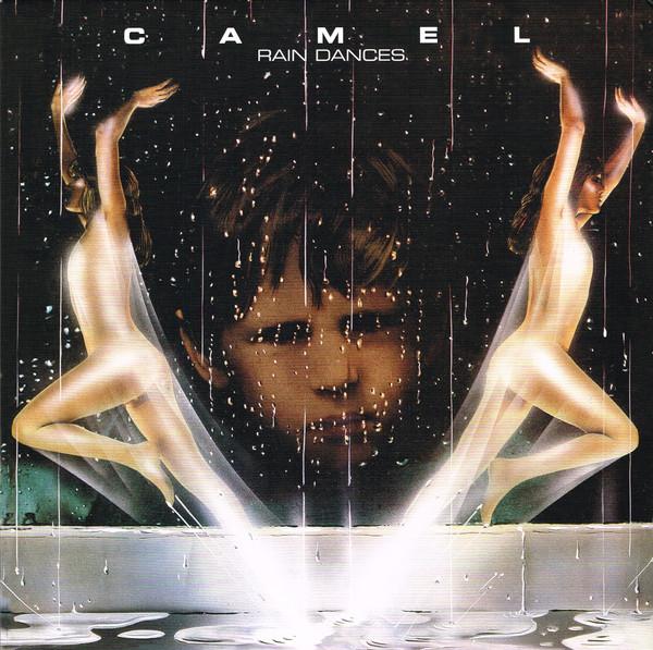 Camel - Rain Dances - vinyl record