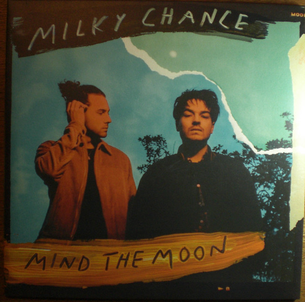 Milky Chance - Mind The Moon - vinyl record