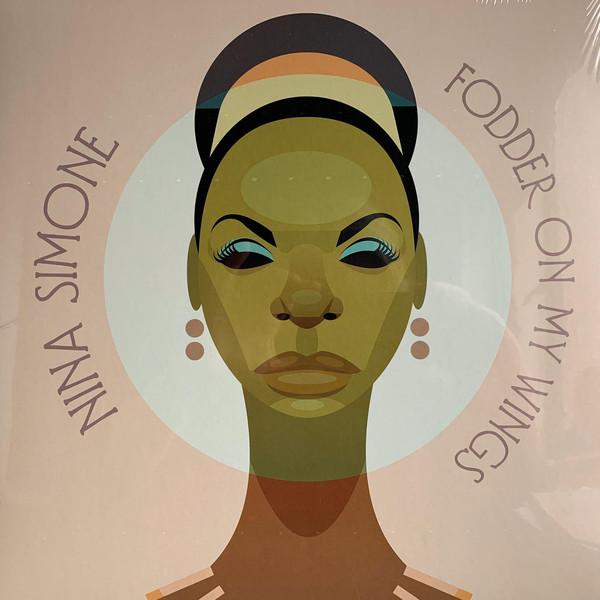 Nina Simone - Fodder On My Wings - vinyl record