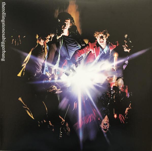 The Rolling Stones - A Bigger Bang - vinyl record