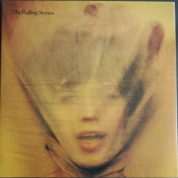 The Rolling Stones - Goat's Head Soup - vinyl record