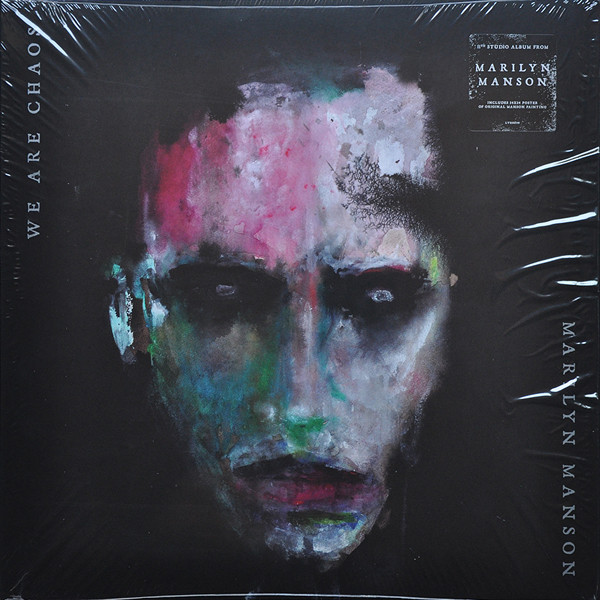 Marilyn Manson - We Are Chaos - vinyl record