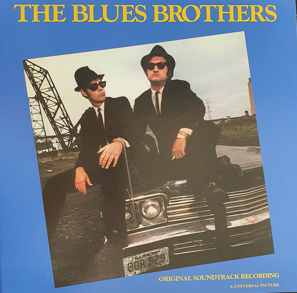The Blues Brothers - The Blues Brothers (Original Soundtrack Recording) - vinyl record