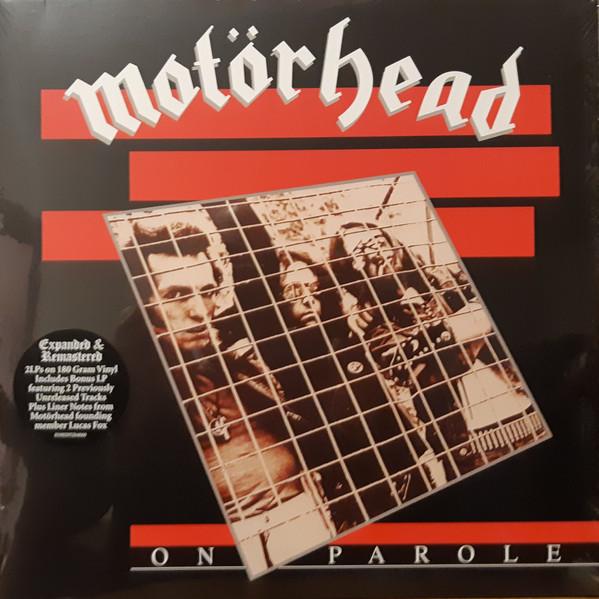 Motörhead - On Parole - vinyl record