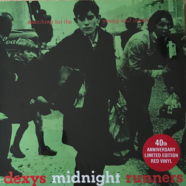 Dexys Midnight Runners - Searching For The Young Soul Rebels - vinyl record