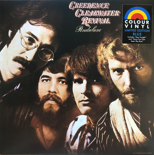 Creedence Clearwater Revival - Pendulum - vinyl record