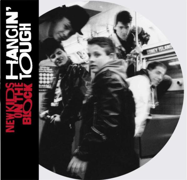 New Kids On The Block - Hangin' Tough - vinyl record