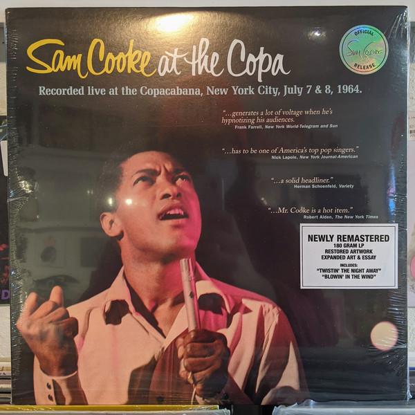 Sam Cooke - Sam Cooke At The Copa - vinyl record