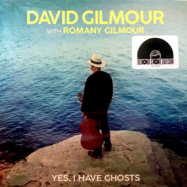 David Gilmour - Yes, I Have Ghosts - vinyl record