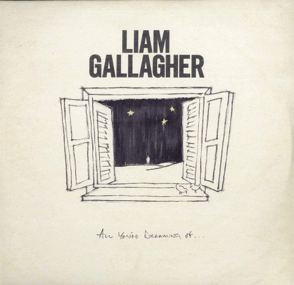 Liam Gallagher - All You're Dreaming Of... - vinyl record